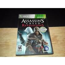 Assassins Creed Revelations Para Xbox 360