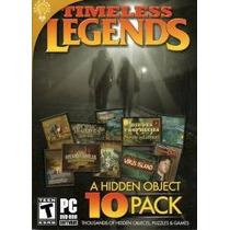 Leyendas Timeless: A Hidden Object 10 Paquetes