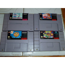 Battletoads Animaniacs Bubsy Tiny Toon Lote 4 Juegos Snes