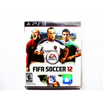 Fifa Soccer 12 Ps3 - Playstation 3 - Ea Sports