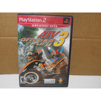Atv Offoad Fury 3 Ps2