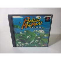 Pocket Muumuu Pocketstation Playstation 1 Ps1 Psx Ps One