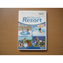 Wii Sports Resort Para Nintendo Wii Completo Rtg +++++