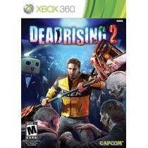 Dead Rising 2 Xbox360, Nuevo, Sellado