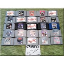 Nintendo 64 = 25 Juegos De N64 = Precio C/u