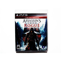 Assassins Creed Rogue Limited Edition Nuevo - Ps3