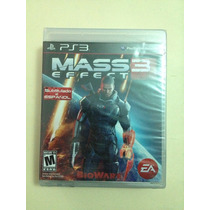 Mass Effect 3 Play Station 3