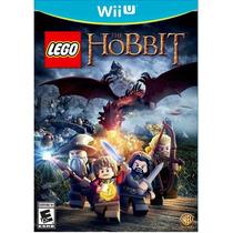 Lego The Hobbit Nintendo Wii U Nuevo Sellado Original