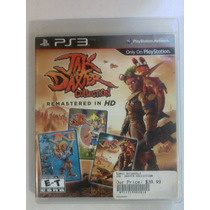 Jak And Daxter Hd Collection - Ps3 - Game Freaks