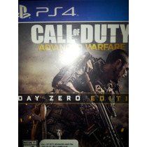 Call Of Duty Moderwafare Advance Ps4