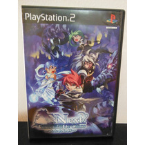 Playstation Ps2 Next Generation Of Chaos Japones Anime Rpg