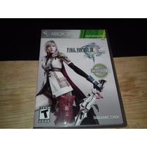 Final Fantasy Xiii Xbox 360 3 Discos