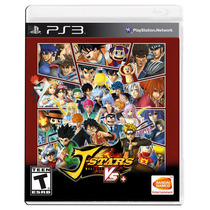 !! J-stars Victory Vs+ Para Ps3 Playstation 3 Wholegames !!
