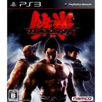 Tekken 6 Ps3 Japones