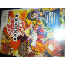 Bakugan Battle Brawlers De Wii