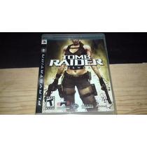 Tomb Raider Underworld Ps3 Como Nuevo Play Station 3