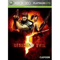 Resident Evil 5 Xbox 360 Nuevo Citygame