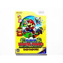Super Paper Mario Japones - Nintendo Wii