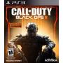 Ps3 Cod Black Ops 3 Para Playstation 3, Nuevo Y Sellado.