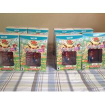 Mario Party 10 Wii U + Amiibo Mario Nuevo Sellado