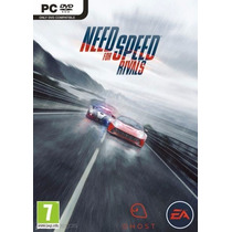 Pc Need For Speed Rivals Fisico (acepto Mercado Pago Y Oxxo)
