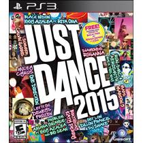 Just Dance 2015 Ps3 Videojuego En Caja Sellado