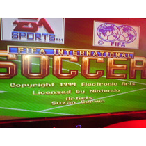 Fifa International Soccer De Supernintendo