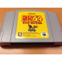 Donkey Kong Ver Jap N64