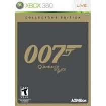 007 Quantum Of Solace Collector