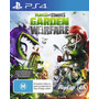 Plants Vs Zombies Garden Warfare Ps4 Play Station Sellado