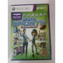 Kinect Sports Season Two - Xbox 360 - Game Freaks