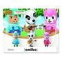 Animal Crossing Serie 3-pack Amiibo (animal Crossing Series)