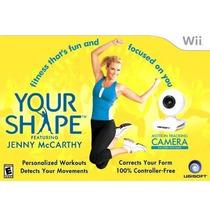 Nintendo Wii Video Juego Your Shape Nintendo