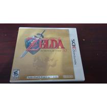 Vendo The Legend Of Zelda Ocarina Of Time 3ds