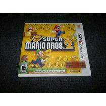 New Super Mario Bros 2 Nuevo Para Nintendo 3ds,excelente