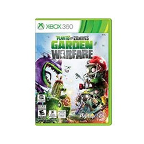 Plants Vs Zombies Jardín De Guerra - Xbox 360