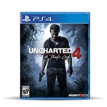 Preventa Uncharted 4 A Thief´s End ¡sólo En Gamers!