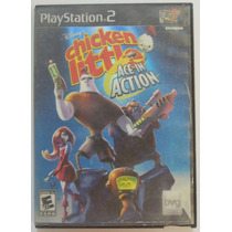 Chicken Little Ace In Action Para Playstation 2
