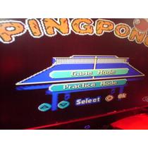 Ping Pong De Nintendo Family