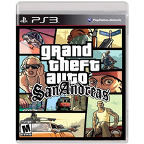 Grand Theft Auto San Andreas Para Ps3 En Start Games