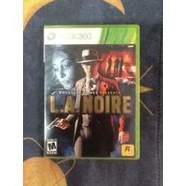 Juego Xbox 360 La Noire