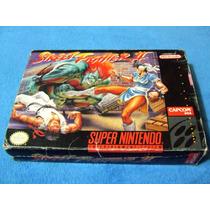 Street Fighter 2 «« Snes »»