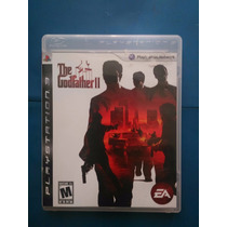 The Godfather 2 Para Ps3
