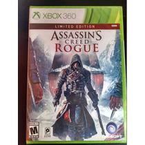 Assassins Creed Rogue Limited Edition Xbox 360 Sellado Msi