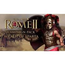 Total War Rome 2: La Ira De Esparta [código De Juego Online]