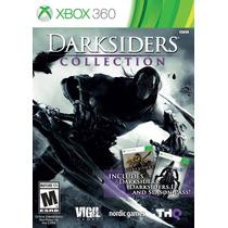Darksiders Collection Xbox 360 Nuevo Entrega Express Citygam