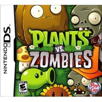 Plants Vs Zombies Para Ds
