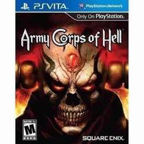 Army Corps Of Hell Vita Nuevo Y Sellado