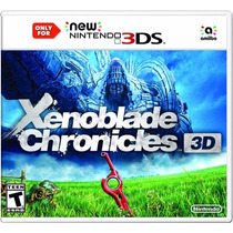 ..:: Xenoblade Chronicles 3d ::.. Para New3ds En Start Games