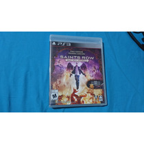Saints Row Gat Out Of Hell Para Ps3 Nuevo